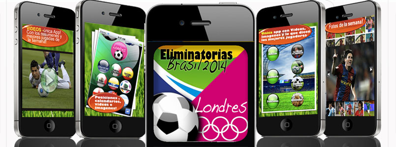 apps olimpicos londres